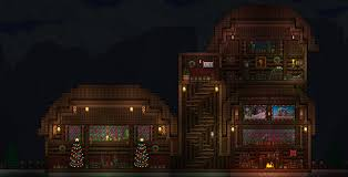 Weekly Building Contest Thread - (Fireplace) : Terraria