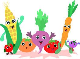Image result for fruit & veggies clip art