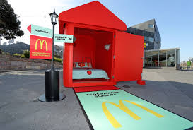mcdonald s builds a real life monopoly hotel in australia