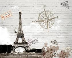 Paris Wallpaper Bedroom Compare Prices On Paris Tower Bedroom Wallpaper Online Shopping