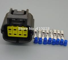 pin wiring harness connectors compare prices on engine wiring harnesses online shopping buy low 100sets 8 pin female engine oxygen