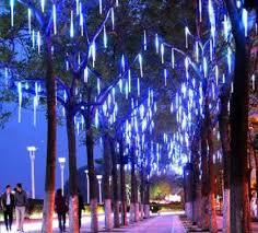Đèn LED Sao Băng 8 Ống | LED Sao Băng Giá Rẽ