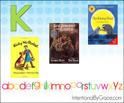 childrens books from a to z k intentional by grace