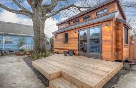 Small Picture Tiny House Portland Tiny House Floating Guest House In Portland
