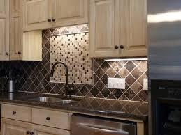 dark modern kitchen backsplash designs