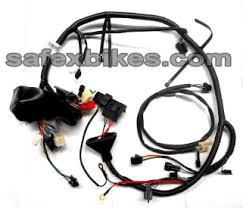 wiring harness bullet standard swiss motorcycle parts for royal click to zoom image of wiring harness bullet standard swiss
