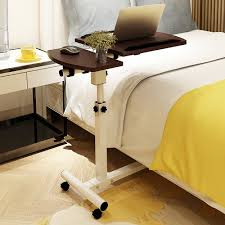 Office desk bed High Sleeper Adjustable Computer Desk Bed Mwoop Adjustable Computer Desk Bed Learning Household Computer Table