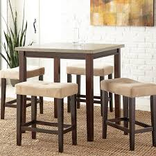 Small Picture Steve Silver Furniture Aberdeen 5 Piece Counter Height Dining Set