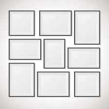 Multiple picture frames Cute Multiple Frames Vector Illustration Stock Vector 40603335 123rfcom Multiple Frames Vector Illustration Royalty Free Cliparts Vectors