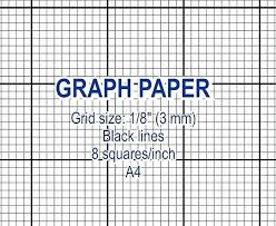 Printable Graph Paper Template Mm Grid 4 Pdf Templates Willconway Co