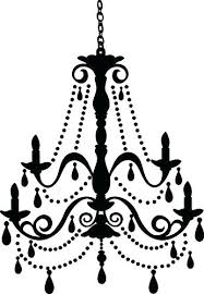 chandelier stencil simple black chandelier simple black chandelier simple chandelier stencil the hippest galleries simple black