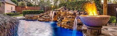 frisco custom pool builder