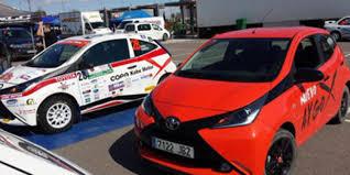 Debut del Toyota Aygo Copa Kobe Motor con premio - Motor y Racing