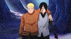 Naruto & Sasuke Escape - Boruto Fan Anime Movie【HEN SAN ❙ VIDEO  COMPILATION】 - YouTube