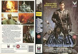 The Punisher (1989) Dolph Lundgren Is Marvel's Frank Castle Cleaning Out  The Trash With Pain – Wolfmans Cult Film