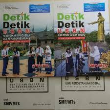 Kunci jawaban soal bahasa indonesia kelas 8. Jual Promo Detik Detik Usbn Smp Ips Dan Pkn Lengkap Kunci Jawaban Jakarta Barat Prakosasirega Tokopedia