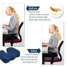 best office chair cushion best office chair cushion for sciatica lower pain relief ergonomic memory office