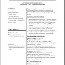 General Accountant Sample Resume Template For Character Reference