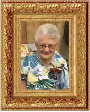 Marion Evelyn Dunn / Fille d'Harry et Edna Dew / Épouse d'Ivan Dunn / Mère  de Larry, Pat et Danny Dunn | COME-BACK