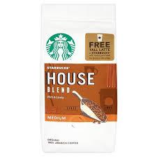 starbucks coffee bag. Simple Coffee Starbucks House Blend Ground Coffee 200G And Bag G