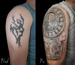 Tetování Ornament Tetování Tattoo
