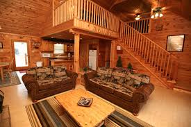 Living Room Appealing Log Cabin Living Rooms Pinterest Cabin