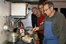 Talvern Charming Guesthouse In Morbihan Cooking Classes