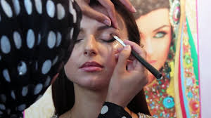 stani eye makeup step by asian bridal wedding makeup tutorial modern walima by raya beauty video dailymotion