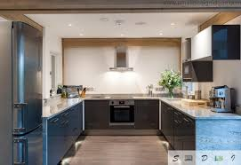 Small Picture Modern Medium and Large Kitchen Layout Ideas