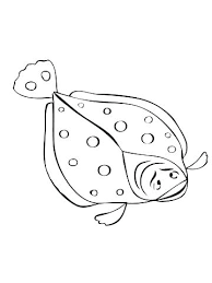 slippery fish coloring pages free rainbow fish colouring pages