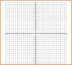 Graph Paper Worksheets Blank Coordinate Graph Paper Worksheets For