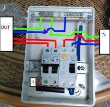 k4jwwn wiring a garage consumer unit consumer unit wiring diagram at life es co