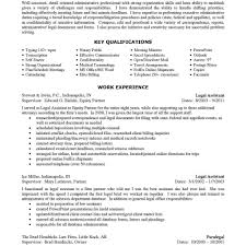 Secretary Job Description Resume Template