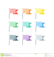 Baby Banners Template Template Flag Banners Template Geometric Banner Background Bunting