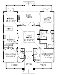 beach style house plan 3 beds 2 00 baths 1867 sq ft plan 426 7 Three Bed Room House Plan Pdf beach style house plan 3 beds 2 00 baths 1867 sq ft plan 426 three bedroom house plans free