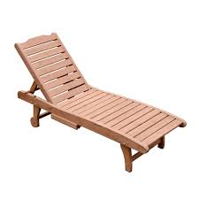 wood chaise lounge chairs. Outsunny Wooden Chaise Lounge Outdoor Patio Furniture Wood Chairs W