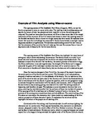 film study essay academic studying cinema davidbordwell net essays while film analysis