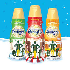 While coffee purists may insist it's meant to be black, most of us need a little something to thicken, sweeten or cool down our morning brew. International Delight Elf Coffee Creamer Flavors Popsugar Food