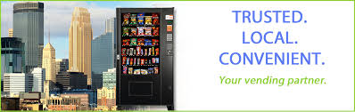Vending Machine Website Delectable Free Vending Machine Placement Rentals Minneapolis MN