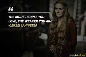Game Of Thrones Quotes About Love Impressive 48 Most Memorable Quotes From Game Of Thrones