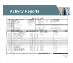 sales activity report excel sales activity report template excel weekly chaseevents co