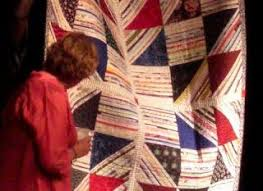 582 best AQS , Paducah, Chicago & Quilts images on Pinterest ... & Eleanor Burns had a wonderful