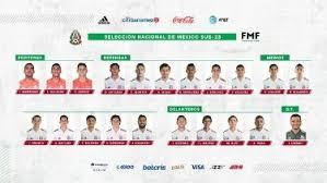 Las mejores fotogalerías y vídeos del tri están en marca claro méxico Chivas Encabeza La Seleccion Preolimpica De Mexico Sin Lainez Y Edson