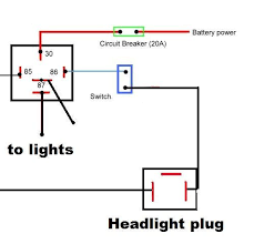 diagrams 564423 light relay wiring diagram off road lights how to wire spotlights to a switch at Spotlight Wiring Diagram Relay