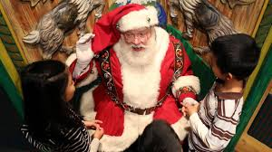 you will need a reservation to sit on santa s lap this year at macy s abc news