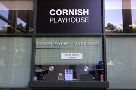 Cornish Playhouse Seating Chart Main Auditorium Cornish Playhouse At Seattle Center
