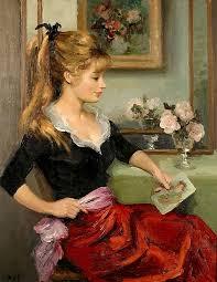 Αποτέλεσμα εικόνας για famous paintings with women