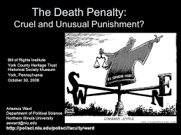 and unusual punishment essay criminal justice essay death penalty is cruel and unusual