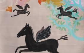 Vliegende Paarden Margot Verhoeven