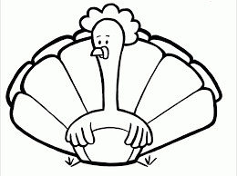 Small Picture Turkey Coloring Pages Printable For Preschool Coloring Home